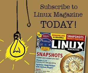 linux magazine sub