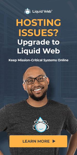 liquid web linux vps hosting
